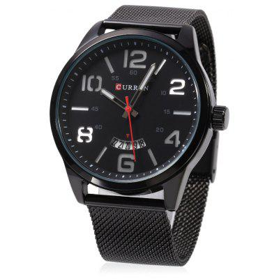 CURREN 8236 Fashion Male Quartz Watch