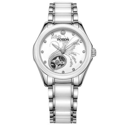 ROSDN Fashion Women Automatic Mechanical Watch