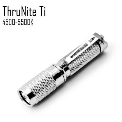 ThruNite Ti AAA LED Flashlight