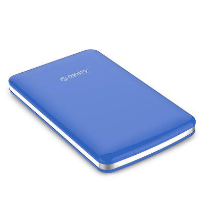 ORICO 2579S3 2.5 inch USB 3.0 External Hard Drive Enclosure