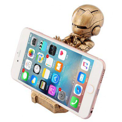 Vintage Style Mobile Stand Car Phone Holder