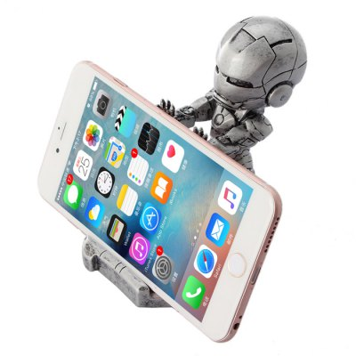 Vintage Design Mobile Stand Car Phone Holder