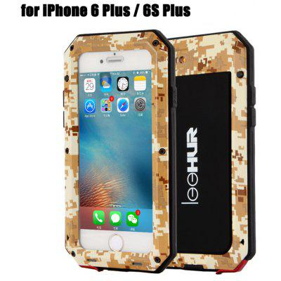 LeeHUR Full Body Phone Case for iPhone 6 Plus / 6S Plus