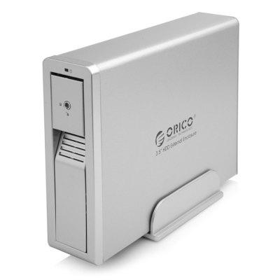 ORICO 7618US3 3.5 inch USB 3.0 External Hard Drive Enclosure