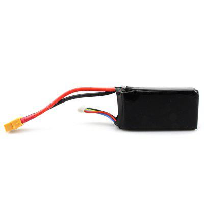 1300mAh 14.8V 40C Lipo Battery for Walkera F210 F210 - 3D