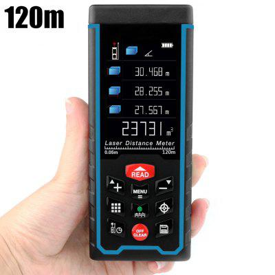 RZ - AS120 Handheld Laser Distance Meter