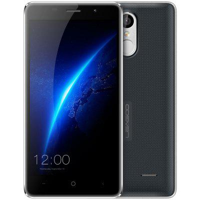 Buy GRAY Leagoo M5 3G Smartphone for $84.88 in GearBest store