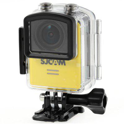 Buy Original SJCAM M20 2160P 16MP 166 Adjustable Degree WiFi Action Camera Sport DV Recorder YELLOW for $115.21 in GearBest store