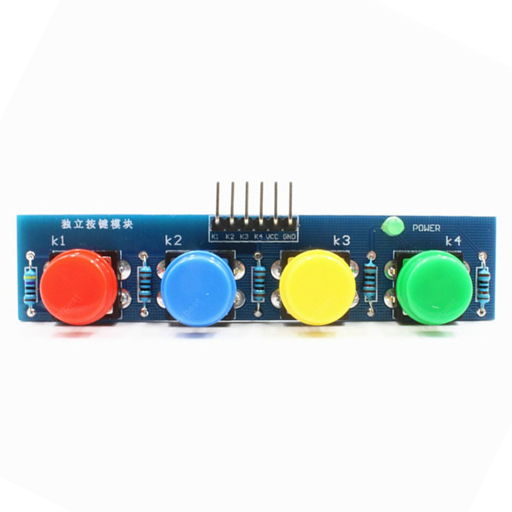 LDTR - Key4 4 Key Touch Button Module