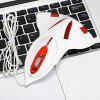 Maikou Wired USB Gaming Mouse Forme du plan - MULTICOLORE