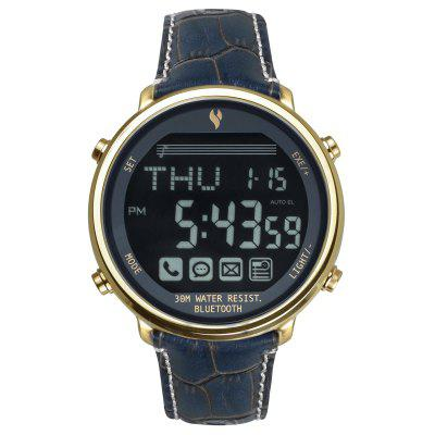 YOUNGS YT1600401L Bluetooth 4.0 SOS Signal Smart Watch