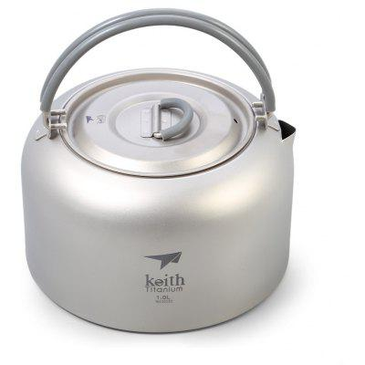Keith Ti3901 1L Teakettle