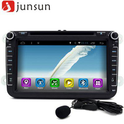 Junsun R168 - D Android 4.4 8 inch Car Media DVD Player