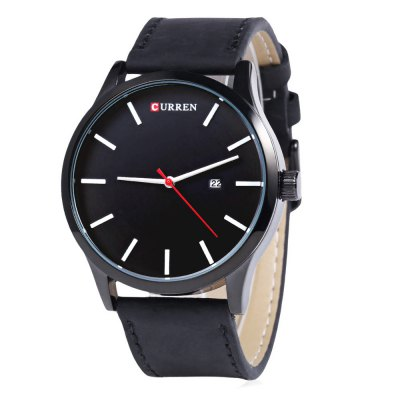 curren 8214 casual simple nail dial men watch 9 01 online shopping curren 8214 casual simple nail dial men watch