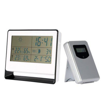 TS - BN64 Wireless Digital Weather Station RF Alarm Clock