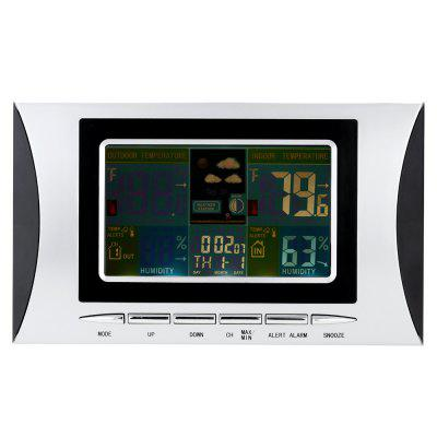 TS - 102G Wireless Weather Station Clock