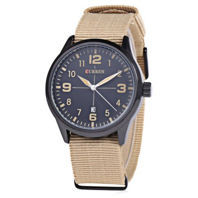 CURREN 8195 Casual Men Quartz Watch