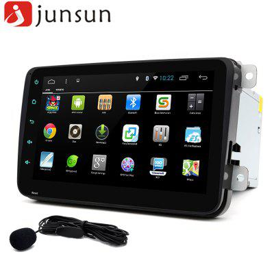 Junsun R168 Android 4.4 8 inch Car Media PlayerCar DVD Player<br>Junsun R168 Android 4.4 8 inch Car Media Player<br><br>CPU Chips: Cortex A7<br>CPU Main Freq.: 1.6GHz<br>FLASH (internal storage): 16GB<br>Input: DC 12V<br>Installation Site: In-Dash<br>Material: Electronic Components, Metal, Plastic<br>Media Format: MOV, MPG, MP4, MPEG, MPEG2, FLAC, AVI, RM, MP3, RMVB, WMA, WMV, MPEG4<br>Model: R168<br>OSD Language: Arabic,Chinese,Czech,English,etc,French,German,Italian,Japanse,Portuguese,Russian,Slovak,Spanish,Swedish,Turkish<br>Package Contents: 1 x Car Media Player, 1 x GPS Antenna (300cm), 2 x Power Cable Harness (23cm), 1 x Microphone (300cm), 1 x Protocol Box, 1 x English User Manual<br>Package size (L x W x H): 31.00 x 26.00 x 20.00 cm / 12.2 x 10.24 x 7.87 inches<br>Package weight: 2.390 kg<br>Product size (L x W x H): 21.80 x 17.00 x 12.90 cm / 8.58 x 6.69 x 5.08 inches<br>Product weight: 0.650 kg<br>RAM (memory): DDR3 1GB<br>Screen resolution: 1024 x 600<br>Screen size: 8inch<br>Screen type: Digital touch screen<br>Type: 2-DIN