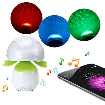BRELONG Clover Bluetooth Music Lamp