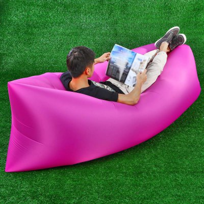 Nanometer Nylon Ultralight Inflatable Lazy Sofa