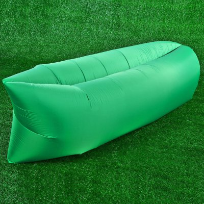 Nanometer Nylon Ultralight Inflatable Lazy SofaHammock and Sleeping Bags<br>Nanometer Nylon Ultralight Inflatable Lazy Sofa<br><br>Best Use: Camping,Hiking,Noon break,Travel<br>Color: Black,Blue,Green,Orange,Pink,Purple<br>Features: Comfortable, Durable, Easy to Carry, Ultralight, Water Resistant<br>Maximum Load Bearing: 200kg<br>Package Contents: 1 x Inflatable Lazy Sofa<br>Package Dimension: 40.00 x 27.00 x 10.00 cm / 15.75 x 10.63 x 3.94 inches<br>Package weight: 0.880 kg<br>Product weight: 0.750 kg<br>Unfolding Size: 260 x 70cm