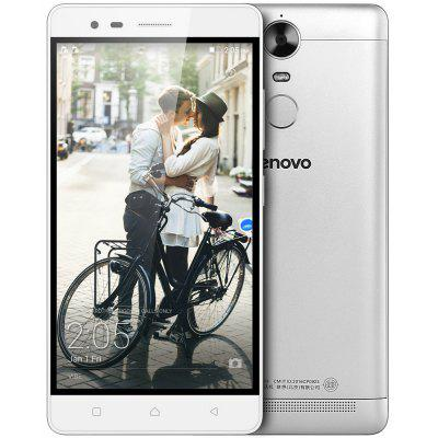 Coupon of Lenovo K5 Note 4G Phablet - Golden/Silver