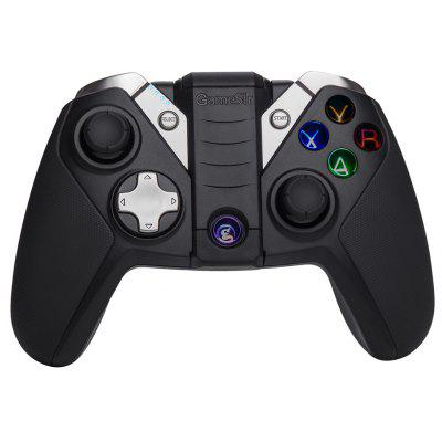GameSir G4s Bluetooth V4.0 / 2.4G Wireless / Wired Gamepad - BLACK - akció kezdete: 2018/4/12 9:00