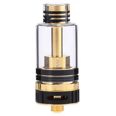 AtomVapes Metropolis 24ct Gold Tank Atomizer