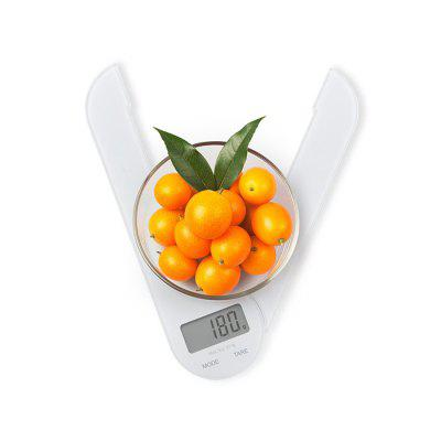 YESHM YHC1680 Digital Kitchen Scale 5kg