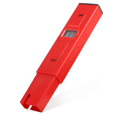 Mini Pen Type Digital pH Meter with ATC / Backlit LCD