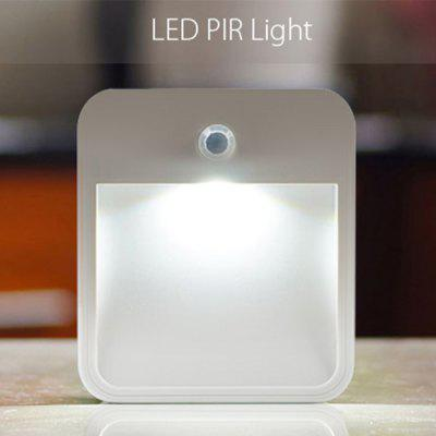 AA PIR Sensor LED Light Cabinet Wardrobe Lighting