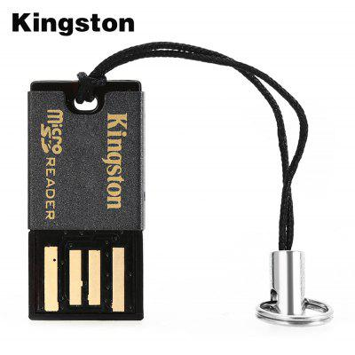 Original Kingston Mini TF Card Reader Portable Ultrathin