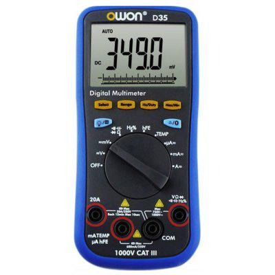OWON D35 Portable Auto-scale Digital Multimeter