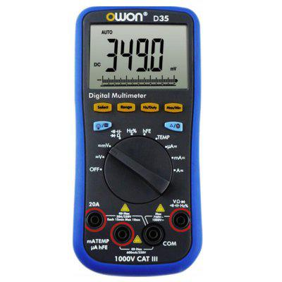 OWON D35 AC / DC Voltage Auto-scale Digital Universal Meter