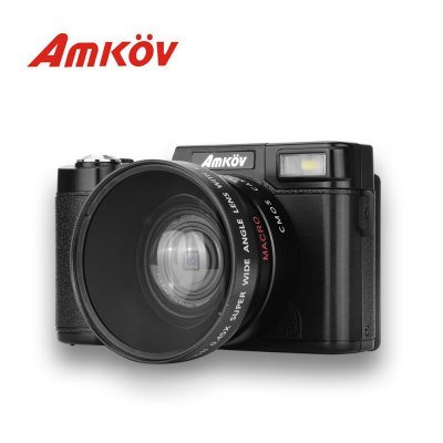 AMKOV CD - R2 Digital Action Camera Video Camcorder