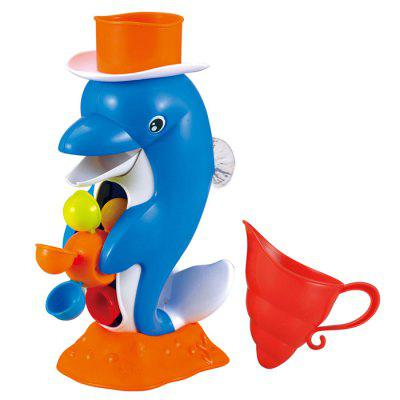KUNSHENG Kid Bath Shower Toy