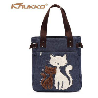 Buy BLUE KAUKKO GW093 10L Handbag for $12.93 in GearBest store