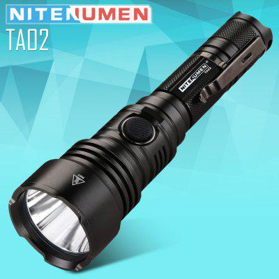 Nitenumen TA02 LED High Beam Flashlight