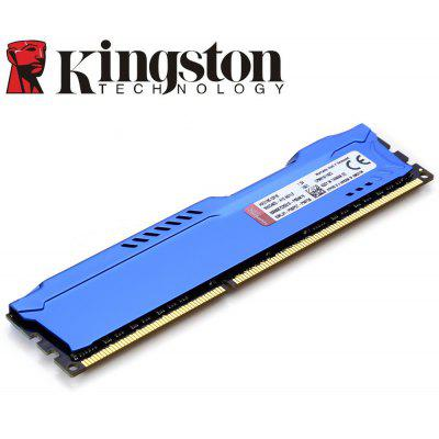 Banco de Memoria  4 DDR3  / Kingston HyperX Fury HX318C10F
