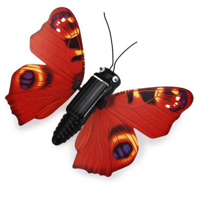 Solar Energy Flying Butterfly Toy