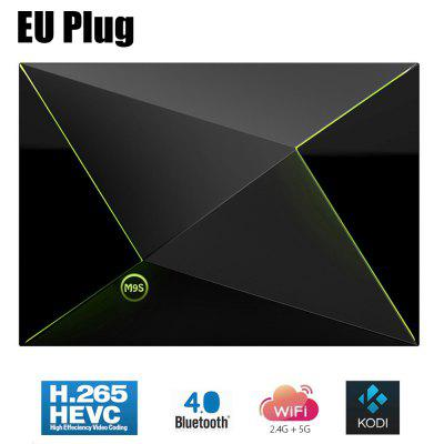 M9S - Z8 Android TV Streaming Box Quad Core Amlogic S905