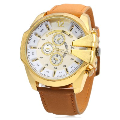 V6 Super Speed 0201 Casual Men Quartz Watch