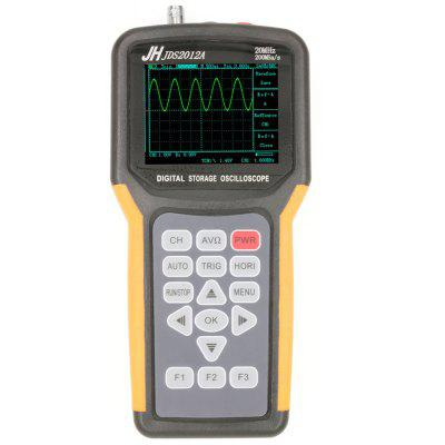 JINHAN JDS2012A Handheld Oscilloscope Digital Multimeter