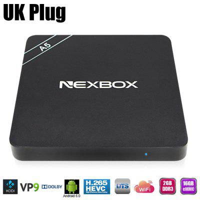 NEXBOX A5 Smart Box TV Amlogic S905X Quad Core