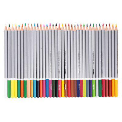 DELI 36PCS Assorted Water Soluble Drawing Stationery