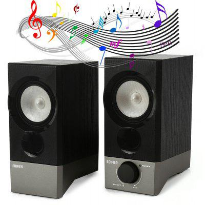 Original EDIFIER R19U Double-horn Multimedia Audio Speaker