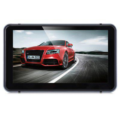 7 inch Android Car GPS Navigator DVRGPS Navigation<br>7 inch Android Car GPS Navigator DVR<br><br>Battery: 800mAh<br>Charging way: Car charger<br>Color: Gray<br>CPU: Allwinner A10<br>External memory card: 64G (not included)<br>Function: Touch Screen, Photo browser, Navigation, Music/Video player, MP3/MP4 Players, Game player, FM Transmitter<br>Language: Czech,Deutsch,English,French,German,Indonesian,Italian,Japanese,Korean,Portuguese,Russian,Simplified Chinese,Spanish,Traditional Chinese,Turkish<br>Memory: 8GB<br>Memory card support: TF card<br>Operating system: Android<br>Package Contents: 1 x Car GPS, 1 x Power Adapter, 1 x Car Charger, 1 x Suction Cup Bracket, 1 x Card Reader, 1 x English User Manual<br>Package size (L x W x H): 35.00 x 14.00 x 7.50 cm / 13.78 x 5.51 x 2.95 inches<br>Package weight: 0.6420 kg<br>Port: 3.5mm AV interface,Battery charging port (DC 5V),Mini USB port,TF Card Slot<br>Pre-loaded Maps: No<br>Product size (L x W x H): 18.00 x 11.00 x 1.00 cm / 7.09 x 4.33 x 0.39 inches<br>Product weight: 0.2750 kg<br>Screen resolution: 800 x 480<br>Screen size: 7inch<br>Type: GPS<br>Waterproof: No