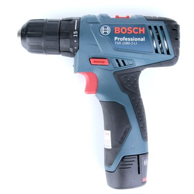 BOSCH TSR 1080 - 2 - LI (1B) Perceuse à la main de 10 mm