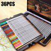 DELI 36PCS Assorted Water Soluble Drawing Stationery - COLORMIX