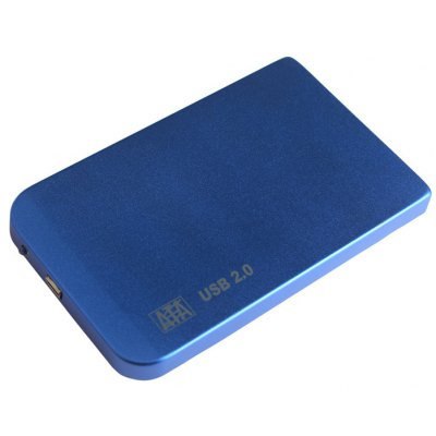 YP - 02 High Performance USB2.0 2.5 inch SATA Hard Drive Disk External Protection Case